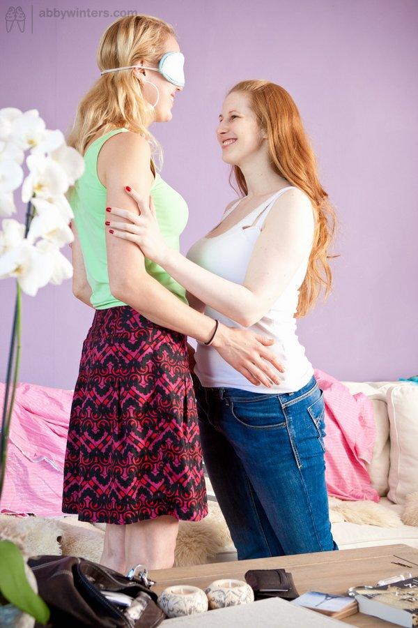 Chloe B And Misha » 01962