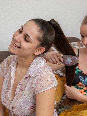 Chelsea K & Gabriella S